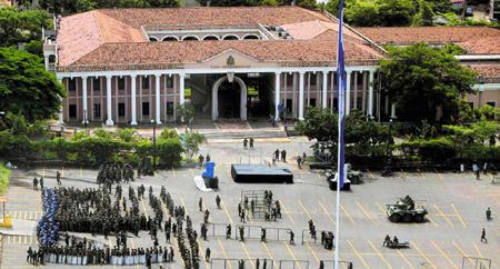 Presidentpalatset.