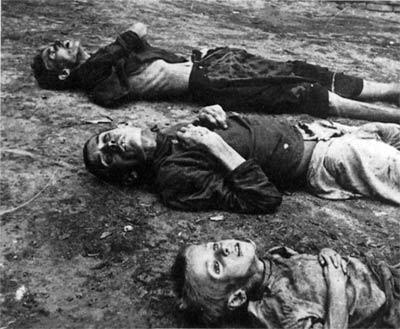 Holodomor en Ucrania 1933