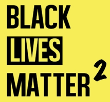 BLM2, Black Lives Matter, Too.